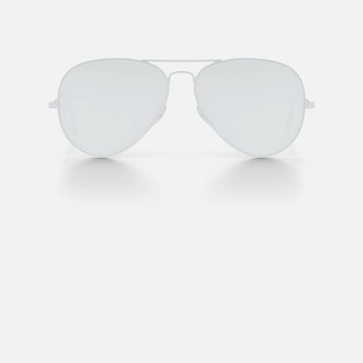 96fa22feb8 Ray-Ban AVIATOR CLASSIC Gold with Green Classic G-15 lens
