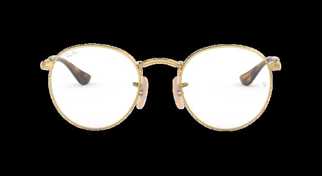 Okulary korekcyjne Round