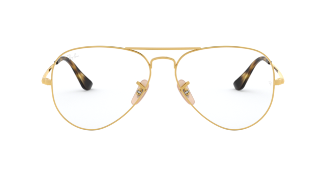 The Aviator RB6489 Eyeglasses