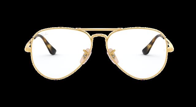Okulary korekcyjne Aviator
