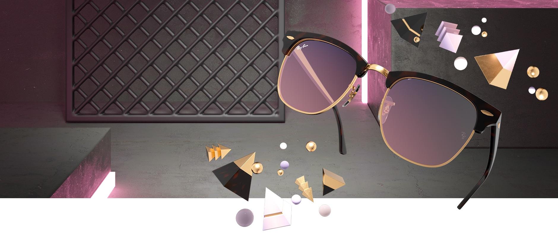 Óculos de sol e óculos de grau   Site Oficial-Ray Ban® Brasil d09faaa870