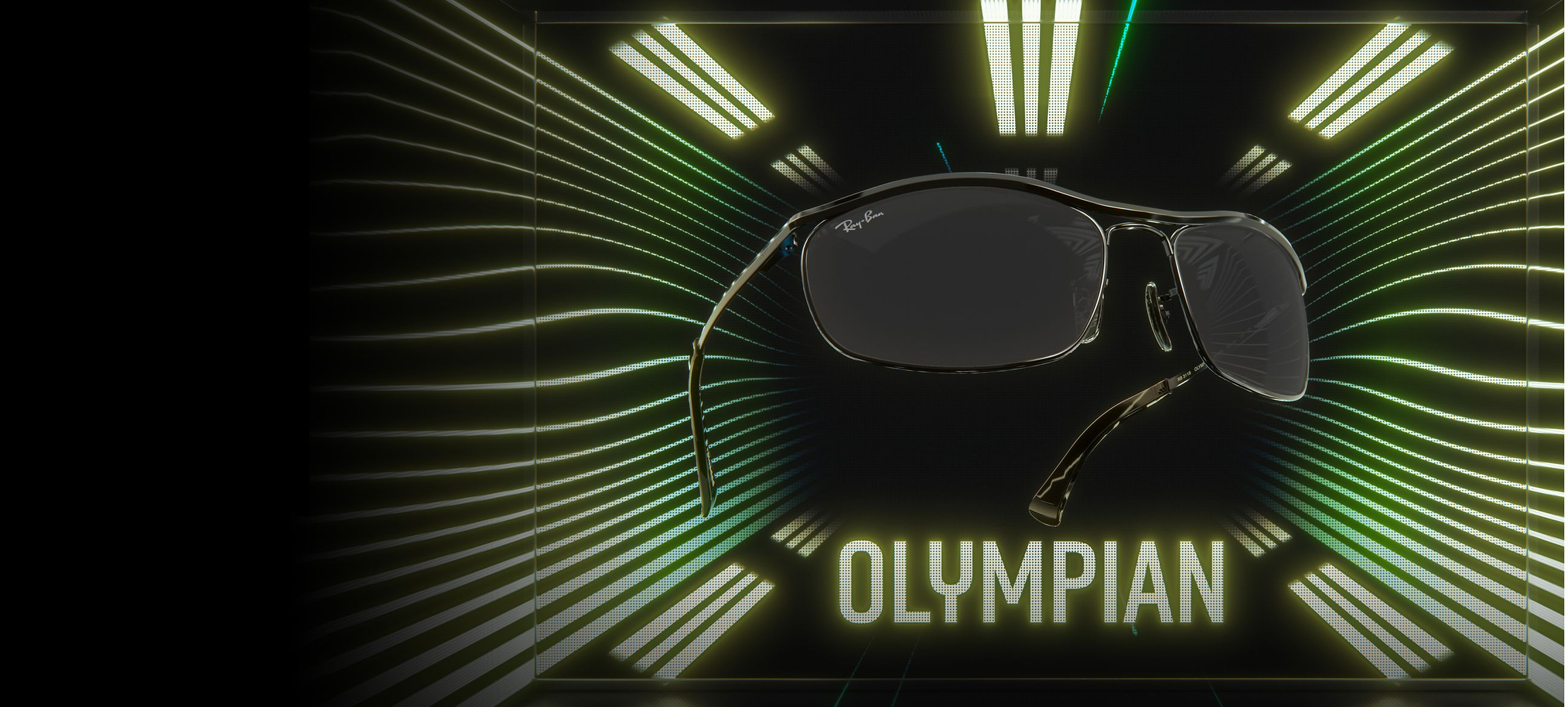 Ray-Ban Limited Edition OLYMPIAN DELUXE