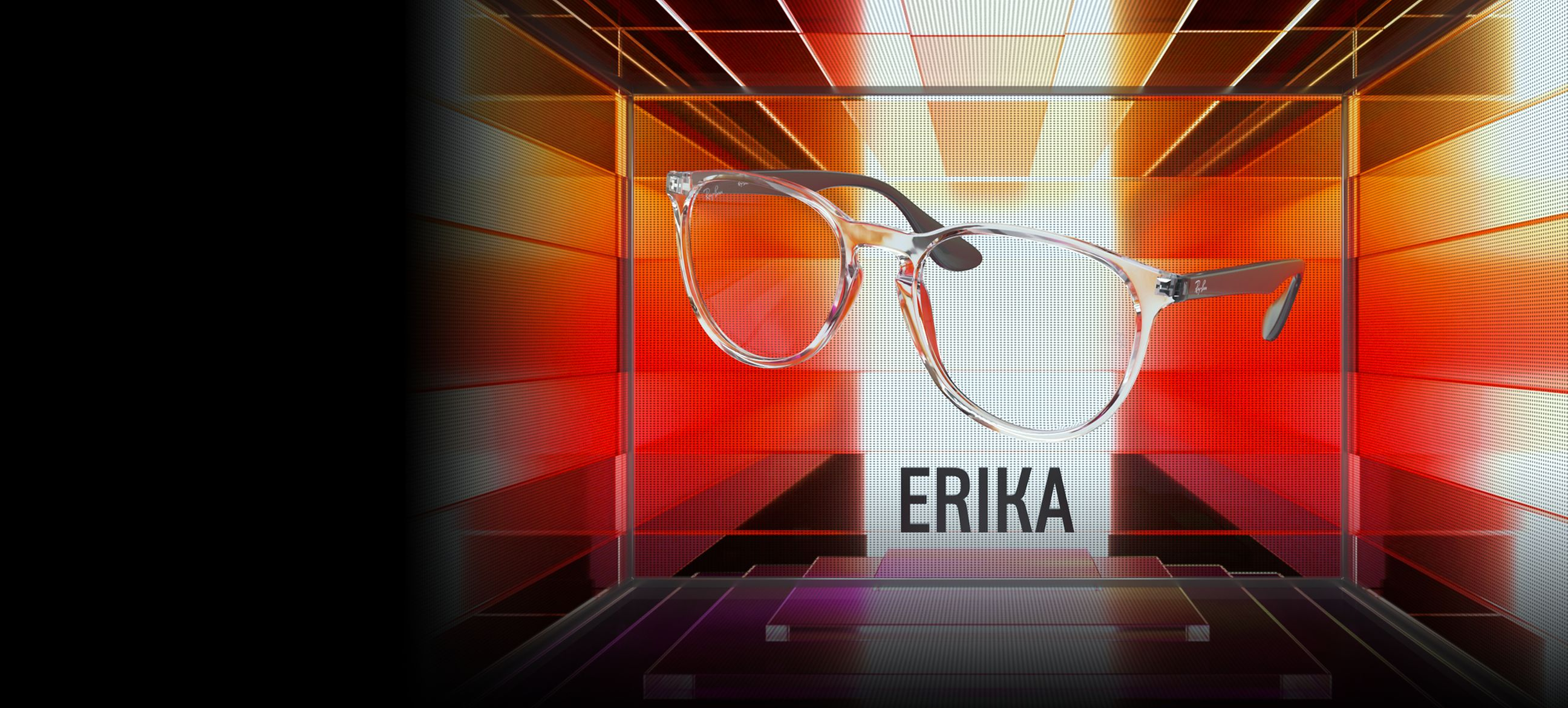 RAY-BAN LIMITED BRILLE ERIKA