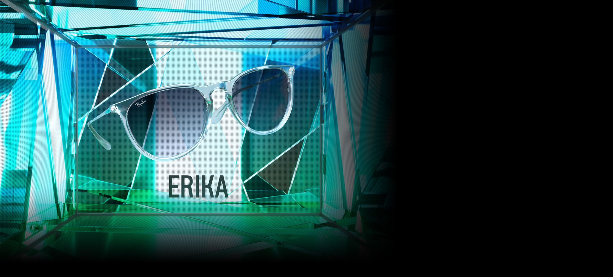 RAY-BAN LIMITED SONNENBRILLE ERIKA