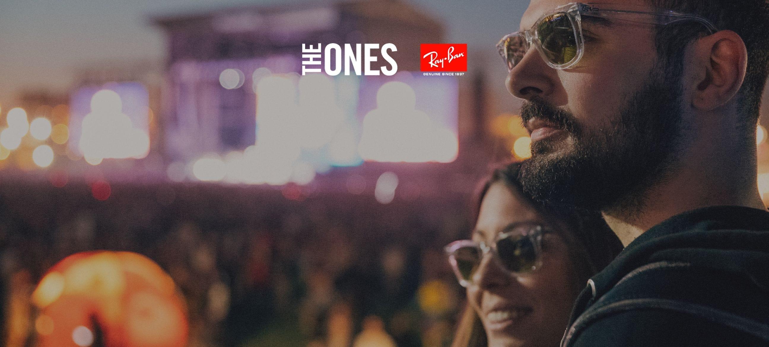 Maak een account aan om deel te nemen aan het loyaliteitsprogramma van The Ones.
