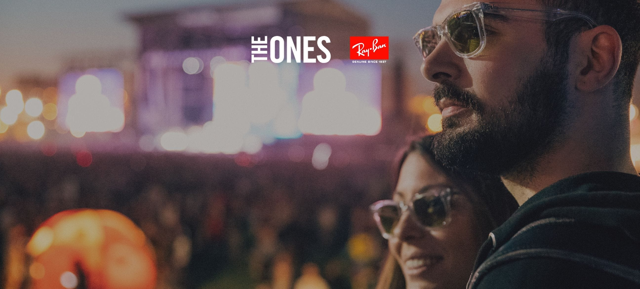 MORE THAN A CLUB, A WAY OF LIVING RAY-BAN.